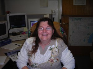 I took this pic of Linda when we were partners in Pembroke